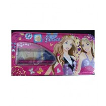 M Toys Barbie Pencil Box With Accessories For Kids