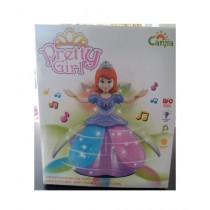 M Toys Battery Operated Doll For Girls (0296)