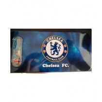 M Toys Chelsea FC Pencil Box With Accessories For Kids