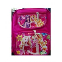 M Toys Disney Princess Cartoon School Bag for Primary Level