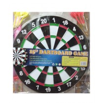 M Toys Hard Board Dart Game For Kids - Medium