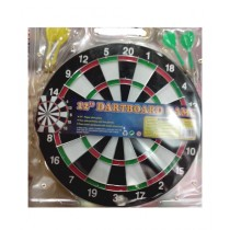M Toys Hard Board Dart Game For Kids - Small