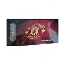 M Toys Manchester United Pencil Box With Accessories For Kids
