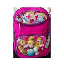 M Toys Princess 3D-Cartoon Character School Bag For Montessori