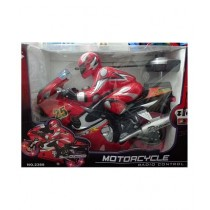M Toys RC Racing Motorcycle Red