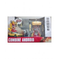 M Toys RC Transformer For Kids (0233)
