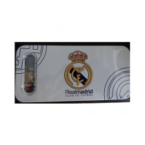 M Toys Real Madrid Pencil Box With Accessories For Kids