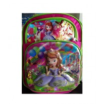 M Toys Sofia Cartoon School Bag for Montessori