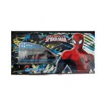 M Toys Spiderman Pencil Box With Accessories For Kids