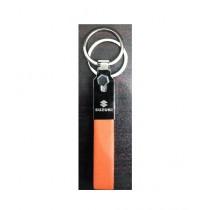 M Toys Suzuki Dual Ring Keychain