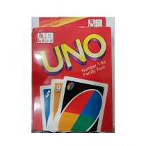 M Toys UNO Card Game For Kids