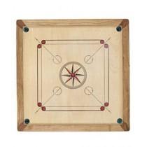 M Toys Wooden Carrom Board 2 x 2 Feet