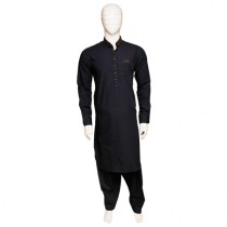 M&Y Shalwar Kameez - Blue (887)