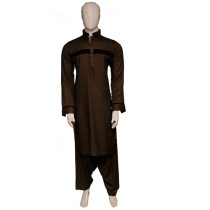 M&Y Shalwar Kameez - Two Tone (879)