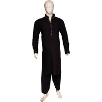 M&Y Shalwar Kameez - Purple (878)
