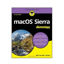 macOS Sierra For Dummies Book 1st Edition
