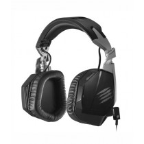 Mad Catz F.R.E.Q. 3 Stereo Over-Ear Gaming Headset Black
