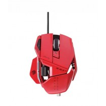 Mad Catz R.A.T. 5 Gaming Mouse Red