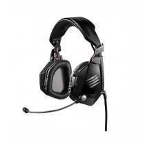 Mad Catz F.R.E.Q. 5 Stereo Over-Ear Gaming Headset