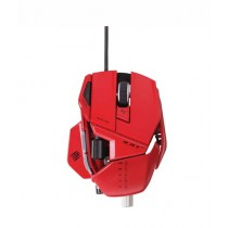 Mad Catz R.A.T. 7 Gaming Mouse Red