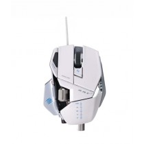 Mad Catz R.A.T. 7 Gaming Mouse White
