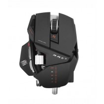 Mad Catz R.A.T. 9 Wireless Gaming Mouse Gloss Black