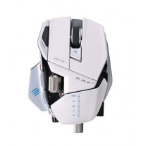 Mad Catz R.A.T. 9 Wireless Gaming Mouse White