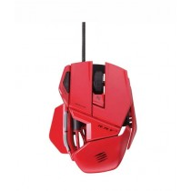 Mad Catz Optical R.A.T. 3 Gaming Mouse Red