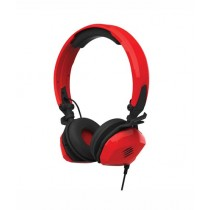 Mad Catz F.R.E.Q. M Wireless Mobile On-Ear Gaming Headset Red