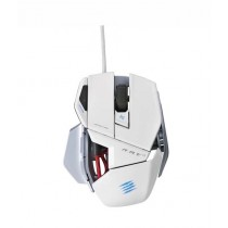 Mad Catz Optical R.A.T. 3 Gaming Mouse White