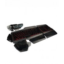 Mad Catz S.T.R.I.K.E. 5 Gaming Keyboard for Pc
