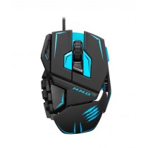 Mad Catz M.M.O. TE Gaming Mouse for PC Matte Black