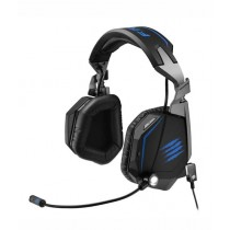 Mad Catz F.R.E.Q. TE Stereo Over-Ear Gaming Headset