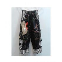 Madina Fashion Bermuda Cotton Pant For Boys Multicolor