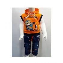 Madina Fashion Hoodies T-Shirt & Denim Jeans For Boys (07)