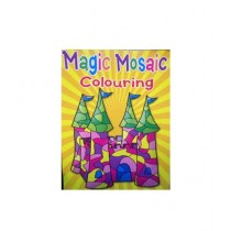 Magic Mosaic Colouring Book
