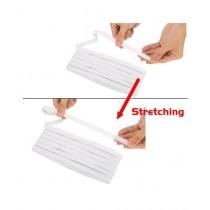 Maguari 16 Yard Polyester Elastic White (0560)