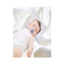 Maguari Filled Baby Pillow 2 Pcs White (0616)