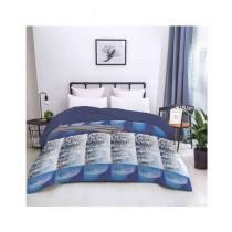 Maguari Soft Winter Cotton Comforter Blue (0480)