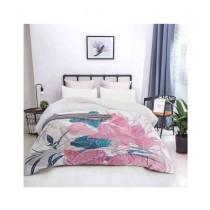 Maguari Soft Winter Flowers Cotton Comforter (0478)