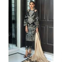 Mahrukh Luxury Chiffon Embroidered Collection Vol-2 3 Piece (MCV2-10)