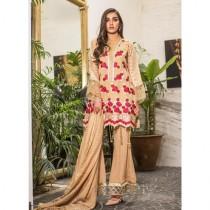 Mahrukh Luxury Chiffon Embroidered Collection Vol-2 3 Piece (MCV2-2)