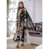 Mahrukh Luxury Chiffon Embroidered Collection Vol-2 3 Piece (MCV2-4)