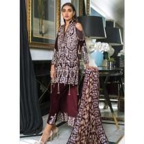 Mahrukh Luxury Chiffon Embroidered Collection Vol-2 3 Piece (MCV2-7)