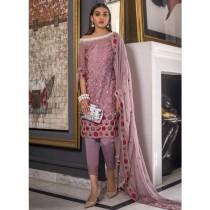 Mahrukh Luxury Chiffon Embroidered Collection Vol-2 3 Piece (MCV2-8)