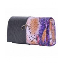 Maiyaan Leather Clutch Bag For Women
