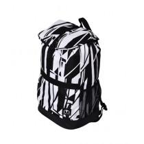 Maiyaan Travel Sports Backpack Black & White