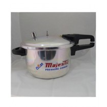 Majestic Crown Pressure Cooker 11 Ltr