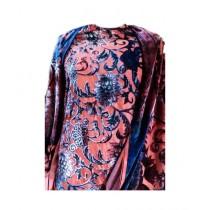 MakAsh Un-Stitched Palachi Suit For Women 2 Pcs