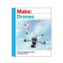 Make Drones Book 1st Edition